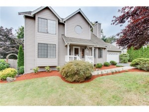 Wonderful two story home in Olde Morrison Place on English Hill.