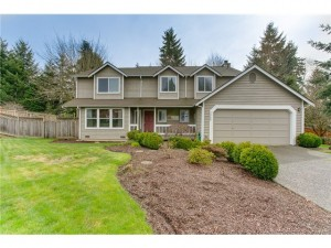 Updated home in Hollymor on English Hill. The flowing floorplan