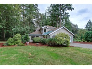 Charming two story home in Mount Clare Woods on English Hill.