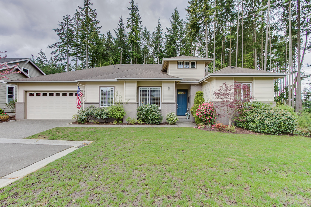 For sale sprawling rambler in trilogy on redmond ridge for Rambler homes for sale